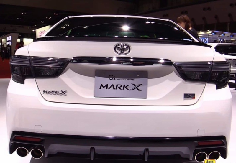 Toyota Mark X - G Sports