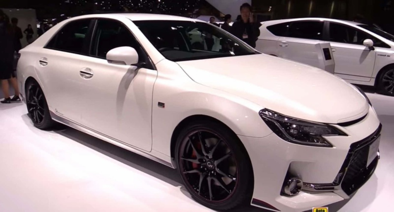 Toyota Mark X - G Sports