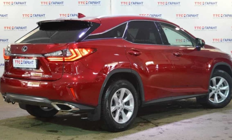 Lexus RX IV 200t