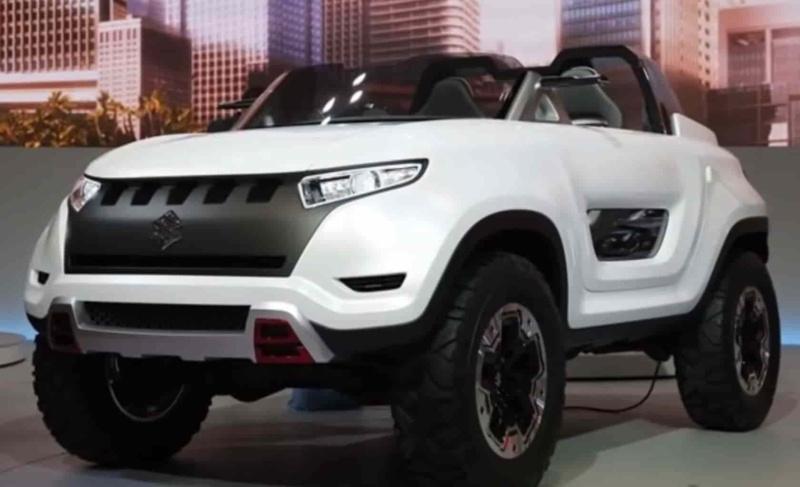 Suzuki X Lander