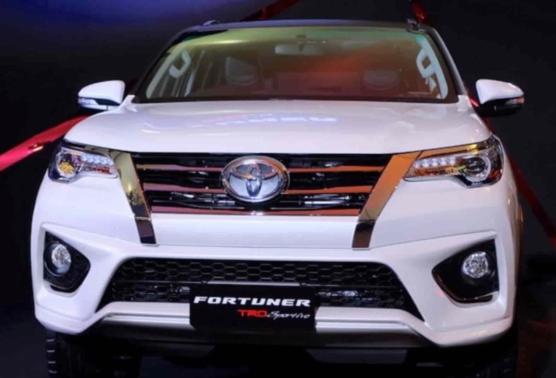 Toyota Fortuner TRD Sportvio