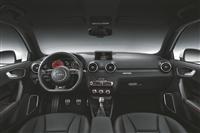 Внутренний салон Audi A1 Quattro