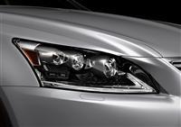 Lexus LS 460 2013 – обзор, характеристики, цена, фото
