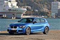 Модель BMW M135i