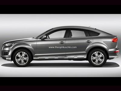 Прототип Audi Q6