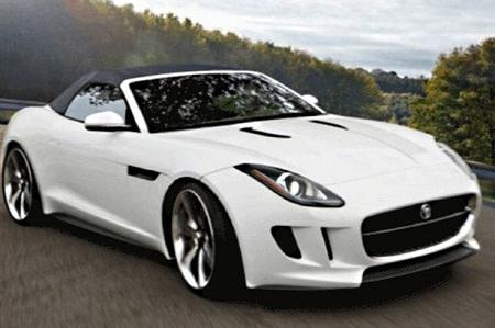 Jaguar F-Type будет представлен в 2012 году
