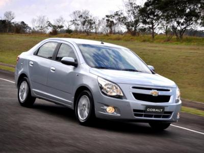 Новый Chevrolet Cobalt 2013