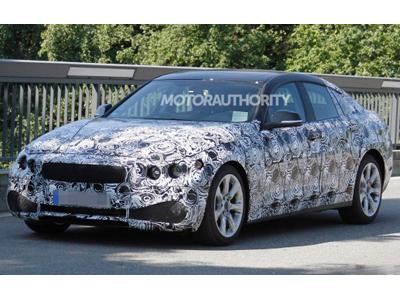 Четвертое поколение BMW Gran Coupe