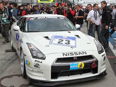 Новый Nissan GT-R