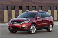 Chevrolet Traverse 2013 – обзор, характеристики, цена, фото