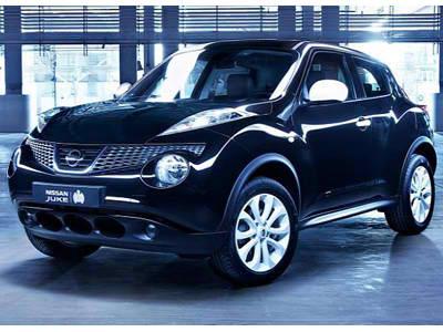 Спецверсия Nissan Juke 2012