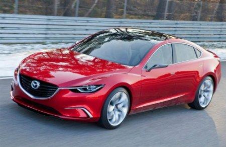 Mazda третьего поколения