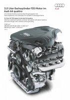 Двигатель Audi A4 2013