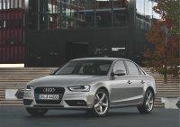 Дизайн Audi A4 2013