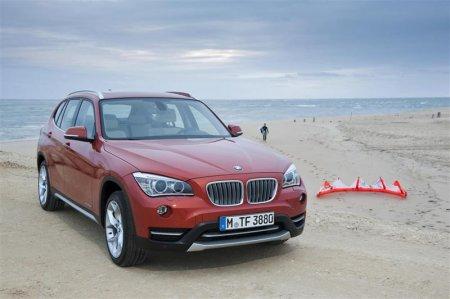 Новый BMW X1 2013