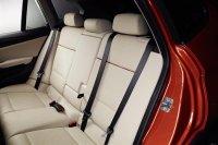 Интерьер BMW X1 2013