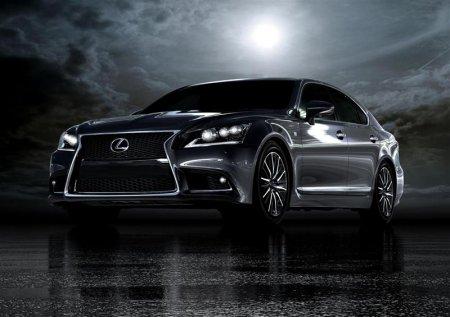 Lexus LS 460 – обзор, характеристики, цена, фото