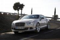 Bentley Continental GT 2012– обзор, характеристики, цена, фото