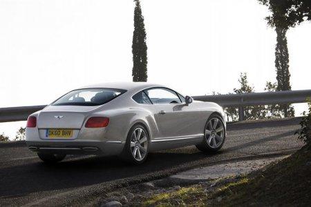 Дизайн Bentley Continental GT 2012