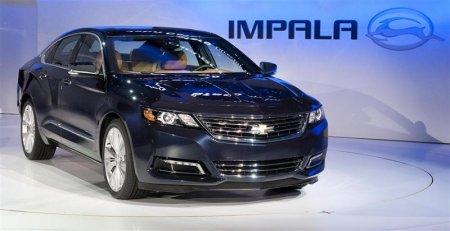 Новый Chevrolet Impala