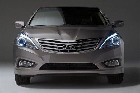 Автомобиль Hyundai Azera 2012