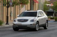 Системы безопасности в Buick Enclave