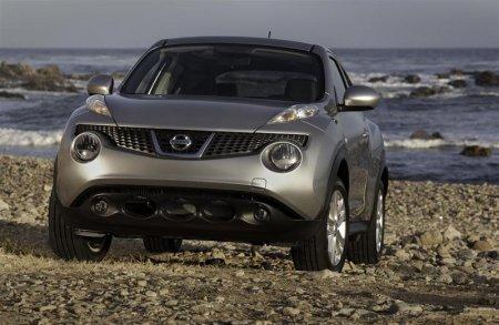 Внешний вид Nissan Juke 2012