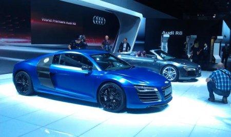 Audi R8 на ММАС-2012