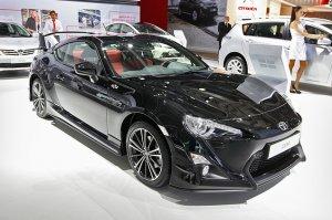 Купе Toyota GT 86 на ММАС-2012