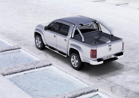 Volkswagen Amarok 2010 года