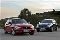 BMW 1 Series (Первой серии) 2012 – обзор, характеристики, цена, фото