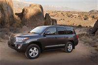 Toyota Land Cruiser (Тойота Ленд Крузер) 2013 - обзор, характеристики, цена, фото, видео