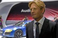 Открытие стенда Audi на ММАС-2012