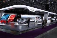 Стенд Audi на ММАС-2012