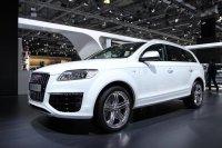 Автомобили Audi на ММАС-2012