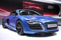 Super car Audi R8 V10 plus