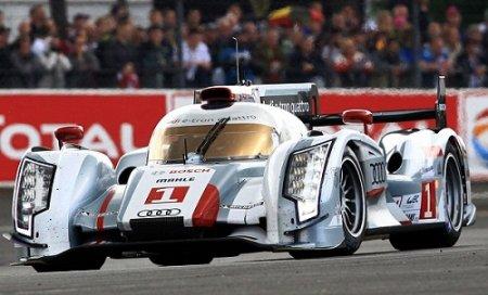 Audi R18 фаворит на гонках в Ле-Мане