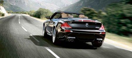 Тест-драйв BMW М6
