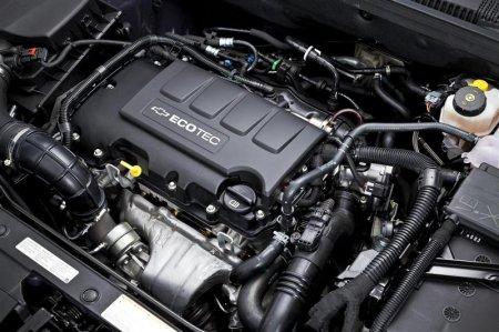Двигатель Cruze Wagon