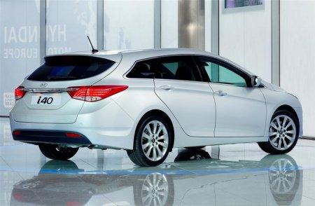 Hyundai i40 2011 года
