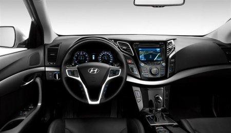 Панель в Hyundai i40