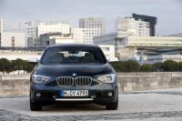 BMW 1 Series 2012 Black