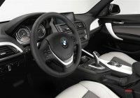 Салон BMW 1 Series 2012