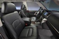 Салон Toyota Land Cruiser 2013
