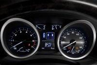 Панель в Toyota Land Cruiser 2013