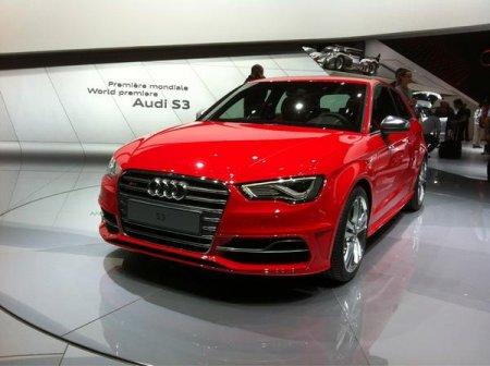 Обновленный Audi S3