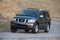 Nissan Armada 2012 года