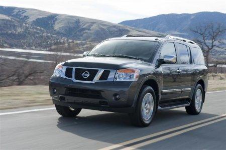 Nissan Armada (Ниссан Армада) 2012