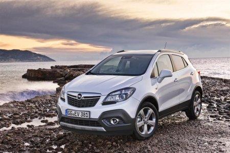 Внедорожник Opel Mokka (Опель Мокка) 2013