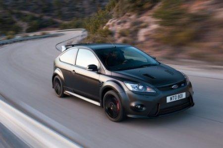 Новый Ford Focus RS получит 2,3-литровый двигатель EcoBoost